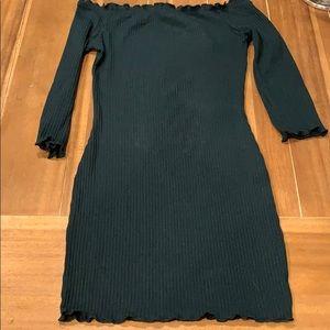 Fashion nova off shoulder dress